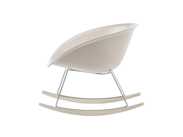 Gliss Swing Leather Chair