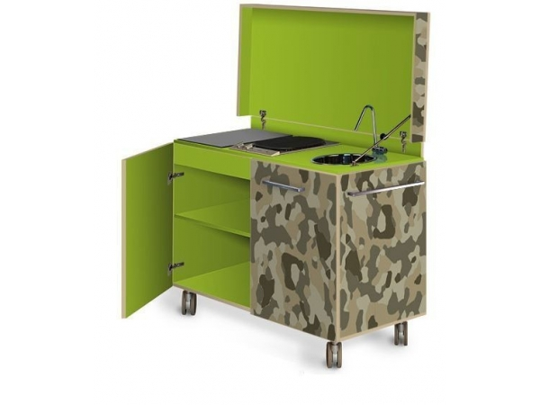 Aerform Aery 120 kitchen Special Edition Camouflage