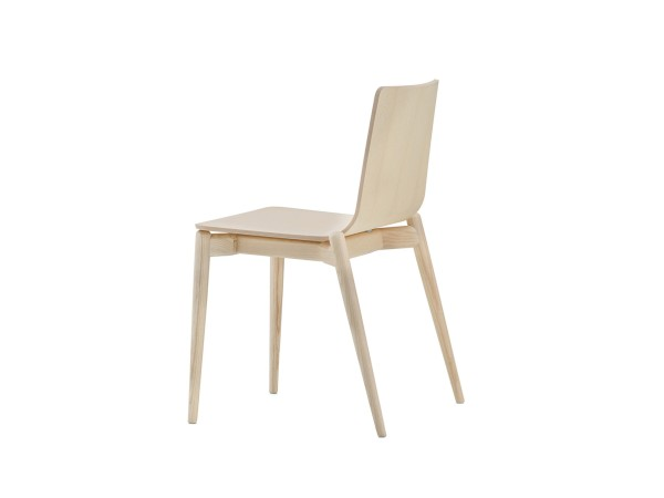 Malmö Chair Pedrali designed Made in Italy