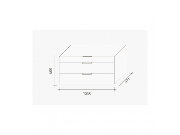 Lema Flin Drawer Unit