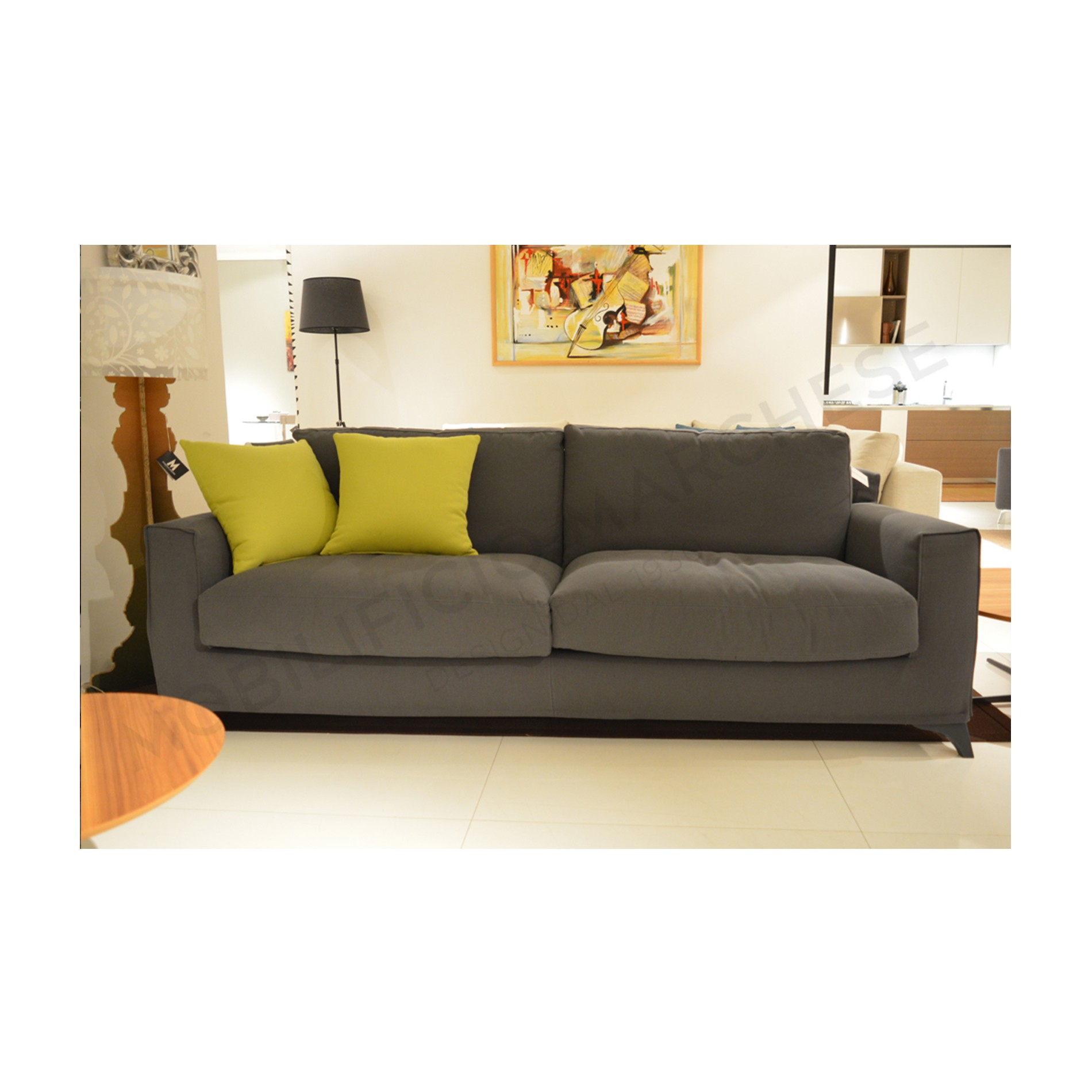 Mr Floyd sofa by Bodema Mobilificio Marchese