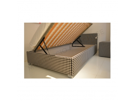 Pied de Poule Bed - SALES