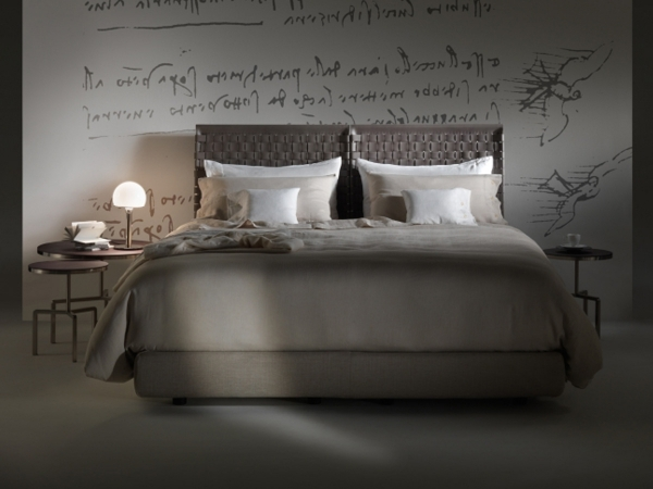Cestone Double Bed By Flexform