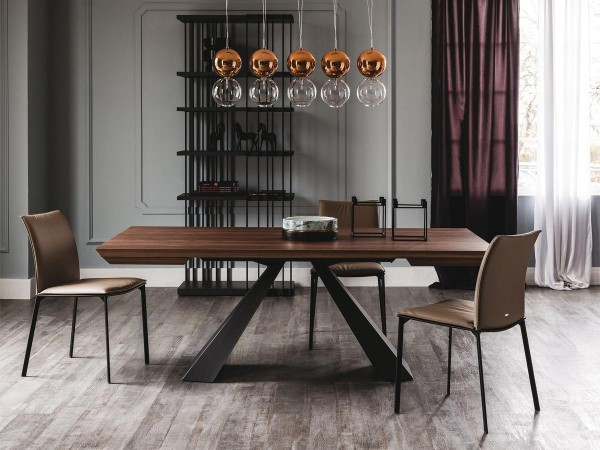 Cattelan Italia Eliot Wood Drive Table