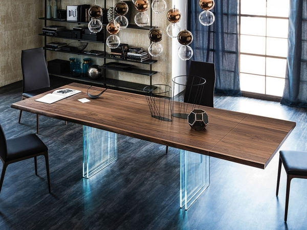 Cattelan Italia Ikon Drive Extendible Table