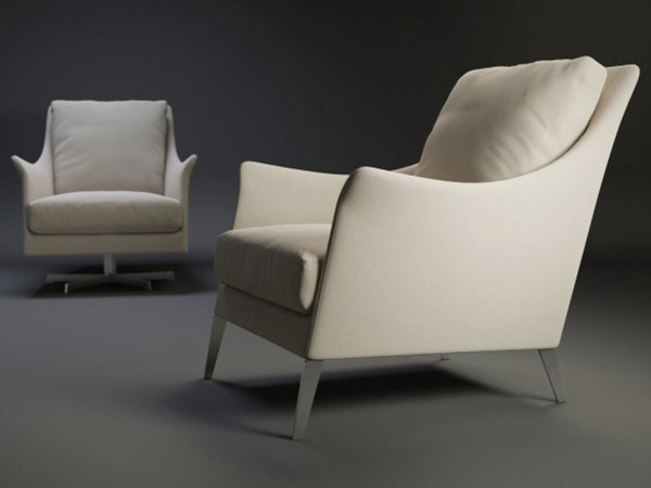 Flexform Boss Armchair