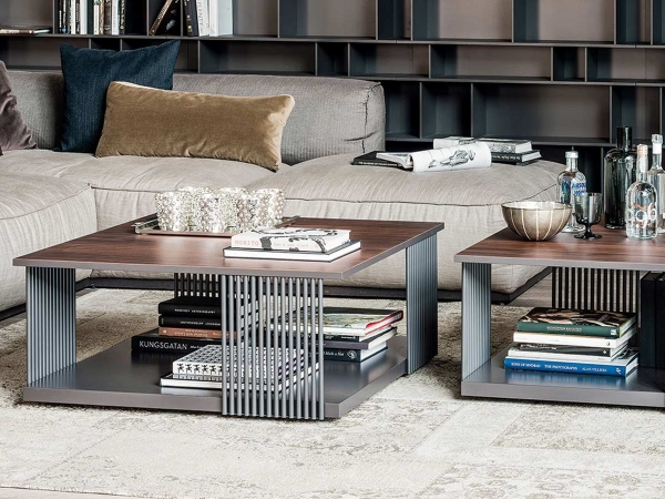 Cattelan Italia Lothar Coffee Table