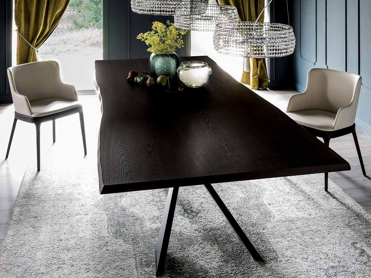Spyder Wood Table By Cattelan Italia
