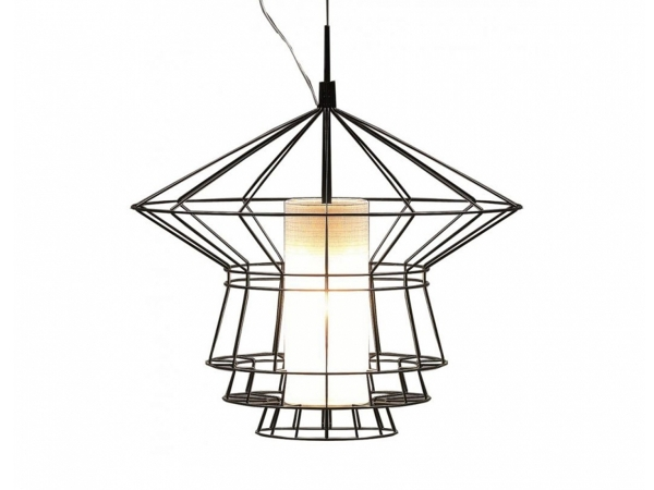Cattelan Italia Zeppelin Suspension Lamp
