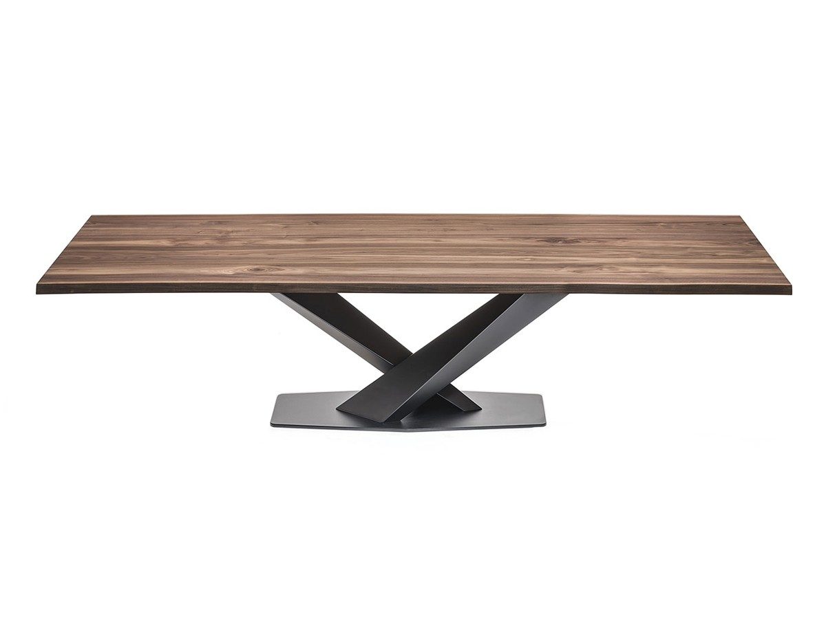 Cattelan Italia Stratos Wood Tavolo