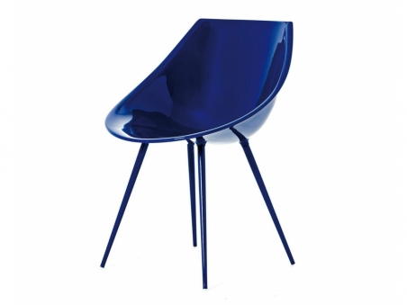 Draide Lagò Chair Electric Blue