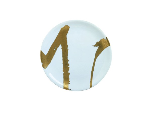 Driade The White Snow Set 6 Dinner Plates