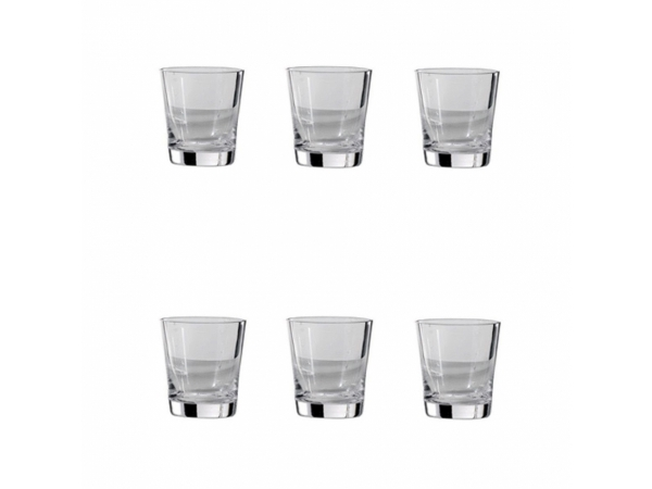 Driade Rocks Set 6 Water Glasses