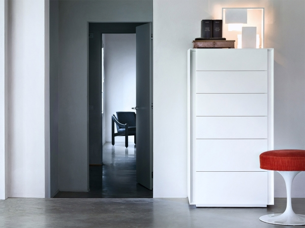 Lema Luna High Drawer Unit