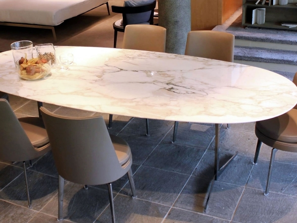 Flexform Fly Marble Table