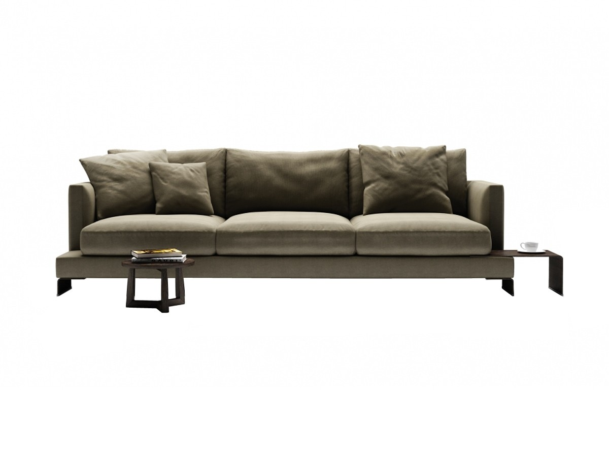 Long island sofa flexform at the best price - Flexform divano groundpiece ...