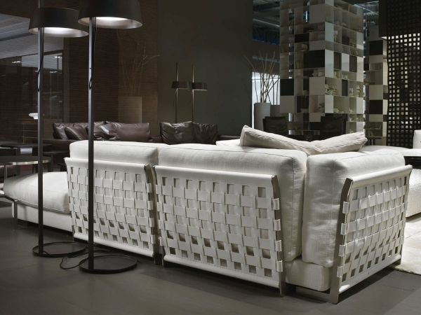 Cestone Sofa Flexform made in Italy