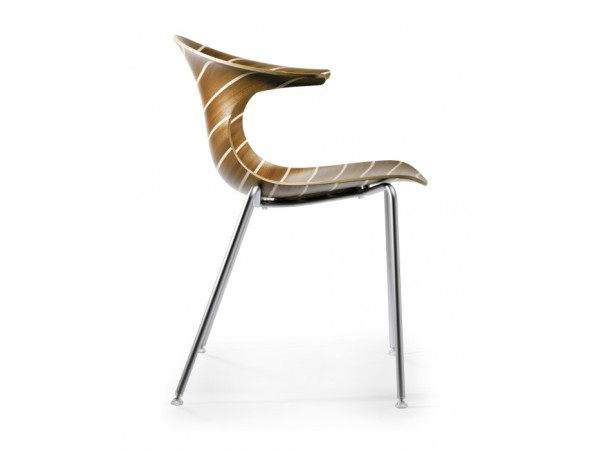 Infiniti Loop Chair 3D vinterio