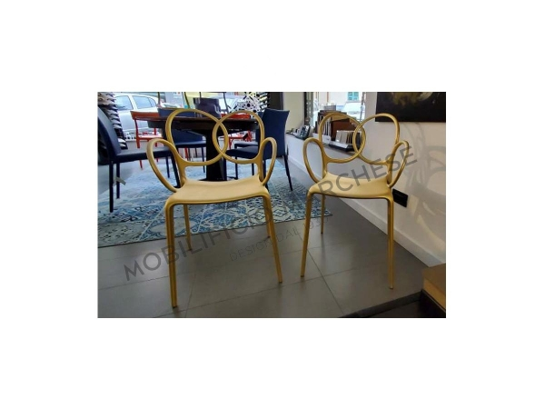 Set 4 Norma Chairs - SALES