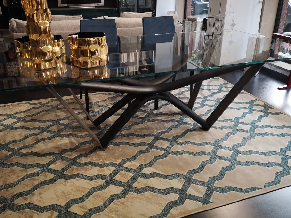 Table Marathon from Cattelan Italia in luxury living room environment
