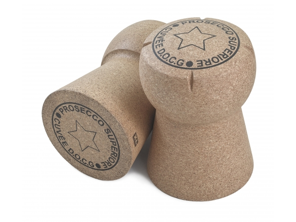 XL Cork Prosecco Stopper Stool