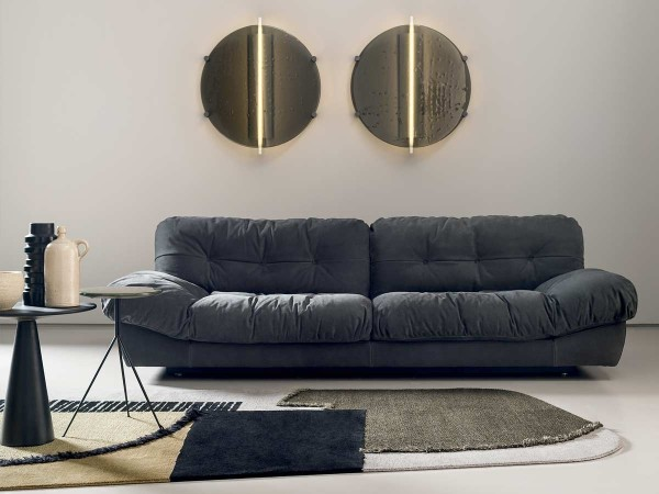 Milano sofa by Baxter
