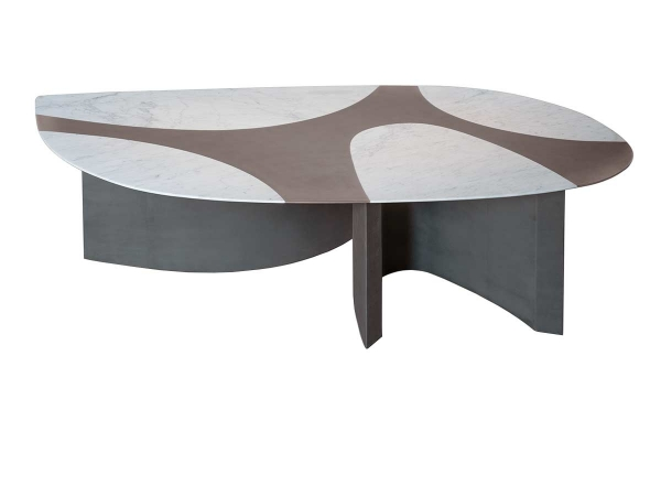 Ronchamp table by Baxter