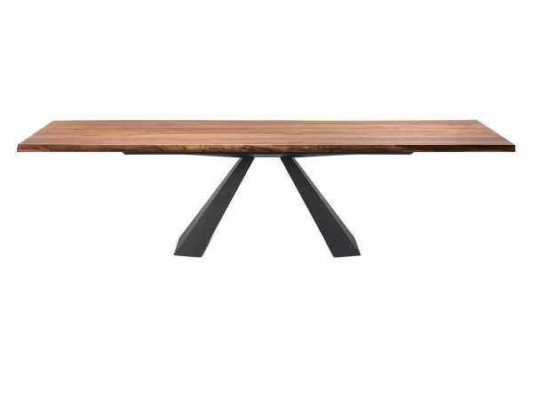 Eliot Wood Drive Table