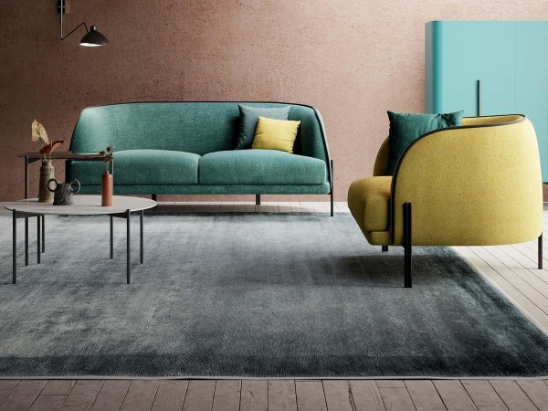 Caillou sofa and armchair liu jo