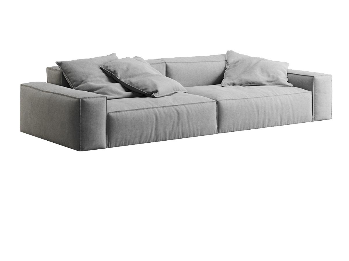 Living Divani Neowall Sofa: best price at Mobilificio Marchese