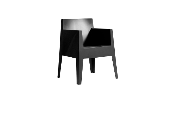 Toy Armchair Driade in Black