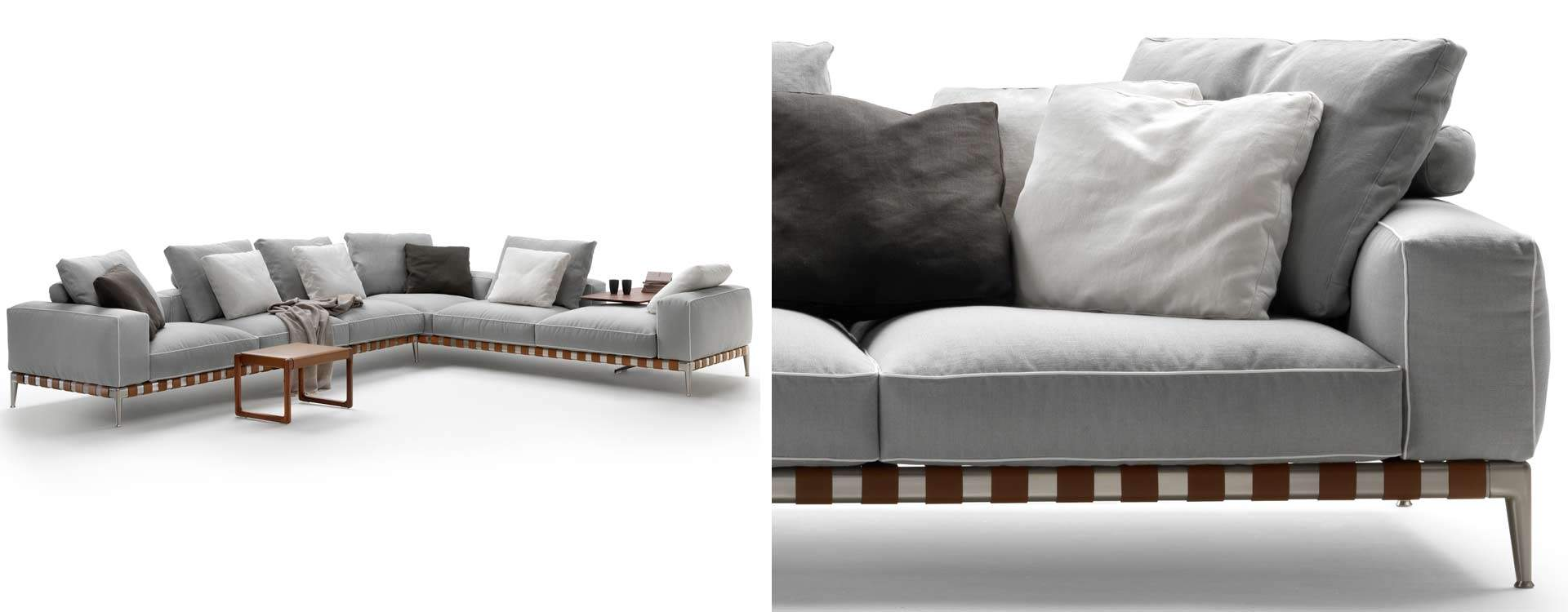 Gregory sofa Flexform collection 2020