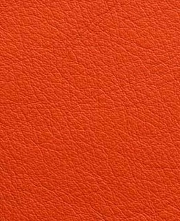 Leather Orange 45065